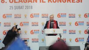 Cumhurbaşkanı Erdoğan: Bize ihanet edenlere saygımız olmaz (2)