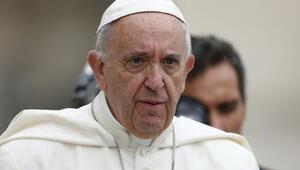 Papa kilise skandallarından şeytanı sorumlu tuttu