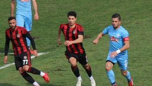 Pazarspor- Turgutluspor: 2-0