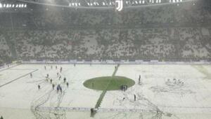 Juventus ve Atalanta kara takıldı