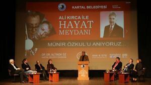 Ali Kırca Münir Özkul'u anlattı
