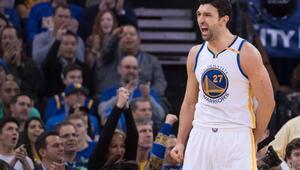 NBAde Zaza Pachulia gerginliği