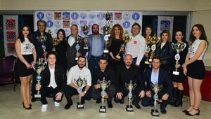 İzmir Kupasında ödüller verildi