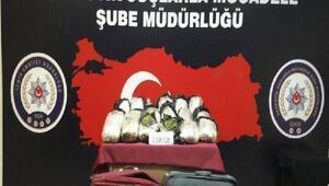 İzmirdeki uyuşturucu operasyonlarına 2 tutuklama