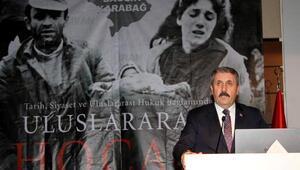 Destici: Azerbaycanlı kardeşlerimizin acısı acımızdır