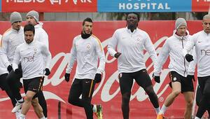 Galatasarayın Akhisarspor kamp kadrosu