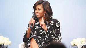 Michelle  Obama'nın  anı kitabı  çıkıyor