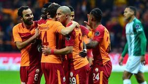 Galatasaraylı yıldıza talipler İngilizler...