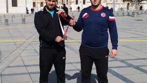 Ali Efenin hedefi dünya şampiyonası