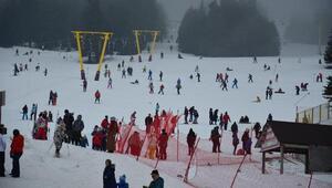 Uludağda otelciler kış sezonundan memnun