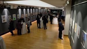 34. Aydın Doğan Uluslararası Karikatür Yarışması Sergisi Galeri Işık'ta açıldı