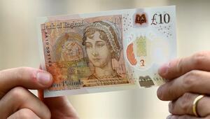 Eski 10 sterlinler yarın kullanımdan kalkıyor