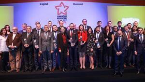 Anadolu Markalari Ödülleri'nde İZTAŞ'a özel ödül
