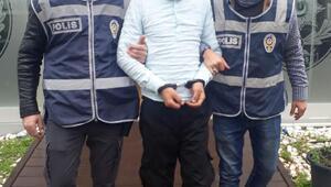 Kasa hırsızları kısa sürede yakalandı