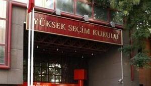 YSK memur alımı başvuru şartları neler YSK 549 memur alımı yapacağını açıkladı
