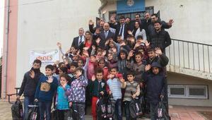 Beşiktaştan Mardinde bin öğrenciye destek