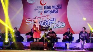 Burdurda Türk Müziği Yarışması
