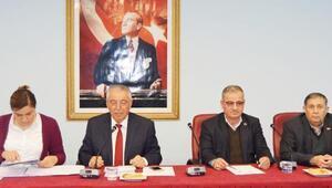 Kaş Belediye meclis toplantısı yapıldı