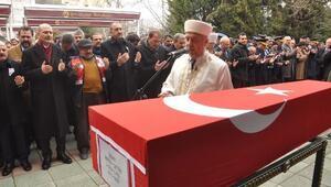 Şehit Uzman Çavuş Çetin, Eskişehirde toprağa verildi