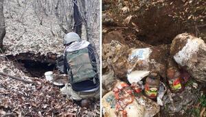 Diyarbakırda tuzaklanan 200 kilo EYP imha edildi, 13 sığınak kullanılamaz hale getirildi
