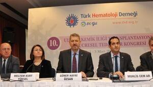 Türkiyede kemik iliği nakil sayısı son 15 yılda arttı