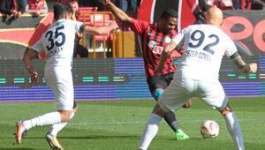 Eskişehirspor-Adana Demirspor: 2-2