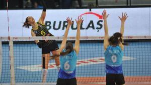 Bursa Büyükşehir Belediyespor - Fenerbahçe: 1-3
