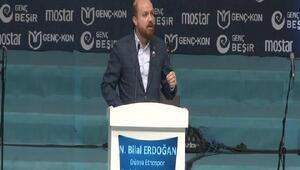 Bilal Erdoğan: Abdülhamit Hanı yediler, biz Tayyip Erdoğanı yedirmeyeceğiz