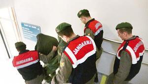 Tutuklanan Yunan askerleri: Türk tarafına geçtiğimizi fark etmedik