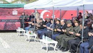 Çanakkale Gazisi Bigalı Mehmet Çavuş anıldı