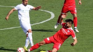 Çanakkale Dardanel-Çatalcaspor: 0-1
