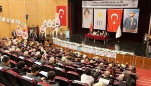 İYİ Parti Sivas İl Başkanlığı kongresi yapıldı
