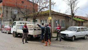 Balıkesirde hayvan hırsızlarına operasyon