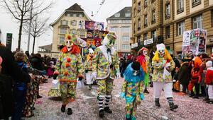 Bilinmeyen yönüyle İsviçre Basel Karnavalı