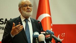 Karamollaoğlu ittifak şartlarını açıkladı