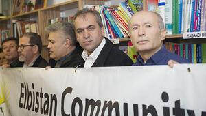 Akbayır santralına Londra'da protesto
