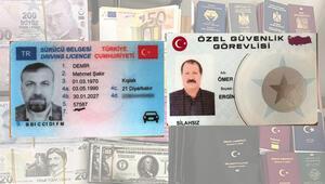 İstanbulun göbeğinde sahtekarlık... Bir iki değil 46 ülke