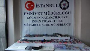 İstanbulda VIP pasaport operasyonu:4 gözaltı