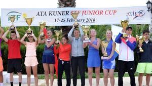 ITF Junior Cupta Türk rüzgarı esti