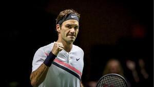 Federer yeniden zirveye doğru