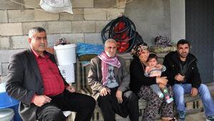 Mehmetçiğin Afrinde kurtardığı Suriyeli, yaşadıklarını anlattı