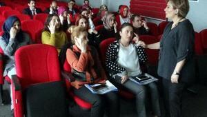 Bursa'da Denetimli Serbestlik memurlarına stresten kurtulma dersi