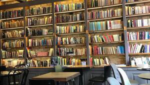 Okuma alışkanlığınızı dışarı taşıyacağınız kitap kafeler