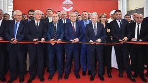 29. Uluslararası İzmir Mobilya Fuarı açıldı