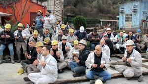 Grizuda ölen 103 maden işçisi anıldı