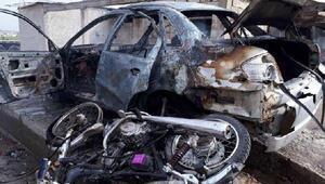 Cerablusta bombalı araçla saldırı: 8 ölü, çok sayıda yaralı (2)