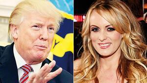 Porno yıldızı Trump'ı dava etti