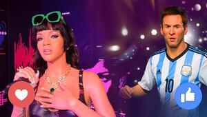 Rihanna ve Messi, İstanbul'da görüntülendi