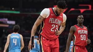 Pelicans kulüp rekoruna koşuyor Üst üste...