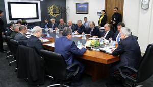 Kayseride üniversitelerin güvenliğine yönelik değerlendirme toplantısı yapıldı